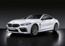 BMW M8のスポーツ度をさらに高めるMパフォーマンスパーツを発表