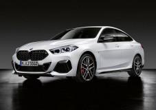 独BMW、2シリーズグランクーペ用のMパフォーマンスパーツを発表
