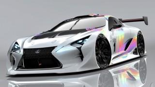 """レクサス LF-LC GT """"Vision Gran Turismo"""""""