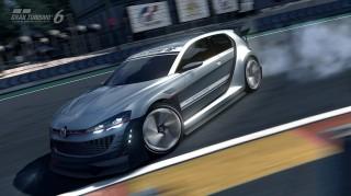 VW GTIスーパースポーツ ビジョン グランツーリスモ