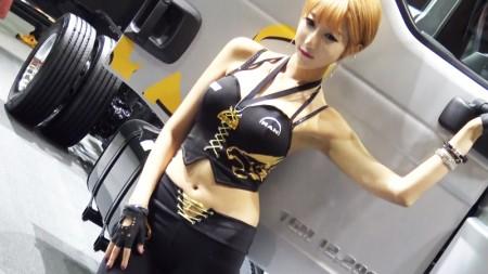 釜山MSで見つけた美人(4)