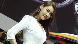美人すぎるコンパニオン、釜山モーターショー2016