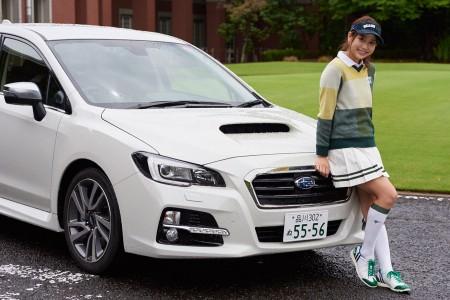 ゴルファーのかゆい所に手が届く日本専用スバルレヴォーグの実力