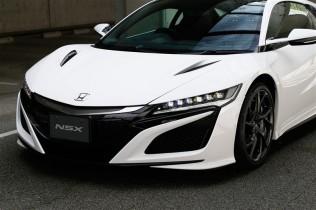 新型NSX発表、価格は2370万円