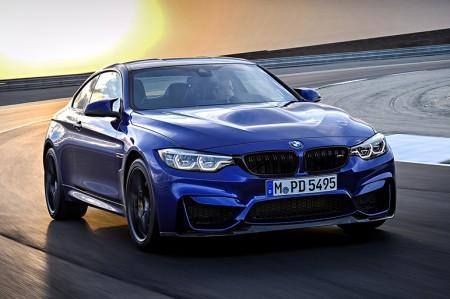 BMW M4 CS発表。ニュルのタイムは7分38秒