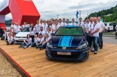 VW、GTIイベントで複数のコンセプトカーを披露