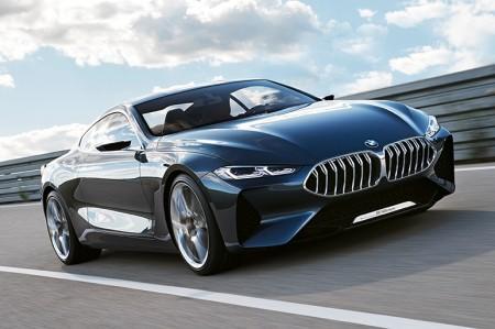BMW、コンセプト8シリーズを披露