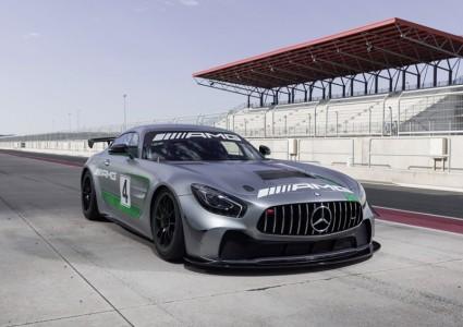 市販車がベース AMG GT4 まもなくデビュー