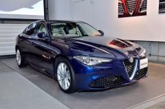 アルファロメオ ジュリア日本発売 SUVのステルヴィオも日本初披露