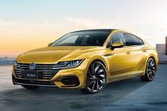 VWの新フラッグシップ「アルテオン」