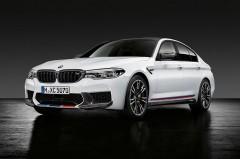 BMW M5カスタムモデルとM3ワンオフを披露