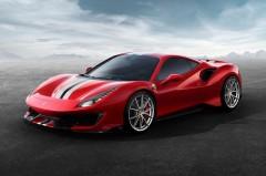 V8スペシャルシリーズ最新作 フェラーリF488ピスタ登場