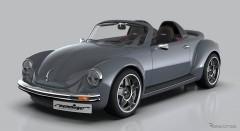 初代VW ビートル をミッドシップスポーツ化