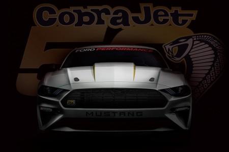 生粋のドラッグレーサー、マスタング コブラジェットの最新型が発表