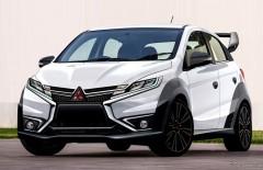 三菱 ミラージュ新型、車体は日産 ジュークと共用か