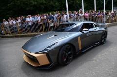 日産GT-R50 byイタルデザインがデビュー