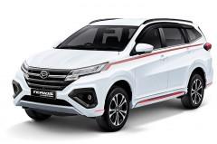 ダイハツ、インドネシアのモーターショーに新型SUV「テリオス カスタム」を出展