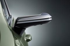 レクサス、デジタル式のドアミラーを世界で初めて量産車に採用