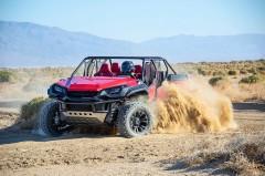 ホンダ、バギータイプのコンセプトカー「ラギッド・オープンエア・ビークル」を披露