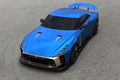 日産 GT-R50 byイタルデザインを50台限定販売 価格は1億2740万円