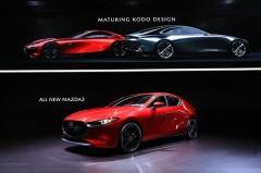 新型Mazda3が日本に上陸 東京オートサロンにて公開へ
