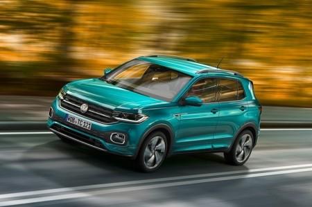 VWの最小SUV「T-クロス」が欧州で発売。スタート価格は約231万円