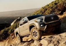 トヨタ、タコマの2020年モデルを発表。米国ミドルサイズトラック市場でのベストセラー