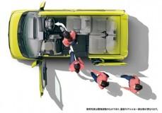 新型タント、運転席の超ロングスライドでファミリーカーの動線は新しくなる