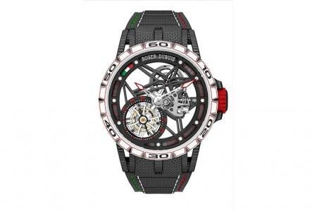 イタルデザインが高級時計とコラボ