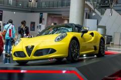 東京MS2017 イタリア車とイギリス車がなくなる