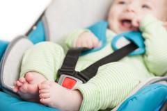チャイルドシート 使用が義務年齢の使用率の現状