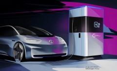 VW、自動車用の移動可能な急速充電の実証実験を2019年に開始