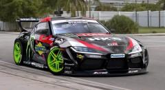 新型GRスープラ、D1グランプリへの参戦が決定 ドライバーは斎藤太吾選手