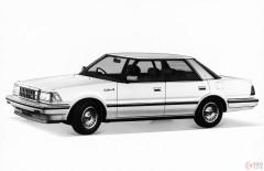 TDL開園、ファミコン発売の年に生まれたトヨタ7代目クラウンとは