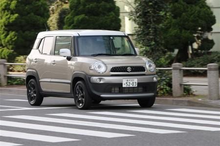 クロスビーは国民車目線でも単なる道具に納まらない実用小型車