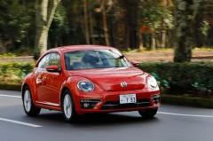 今年でお別れ、VWブランドのアイコン的存在だったビートルにさよなら試乗