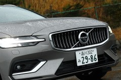 ボルボ V60は高い安全性とスタイルが魅力的だけど乗り心地は好みが分かれるかも