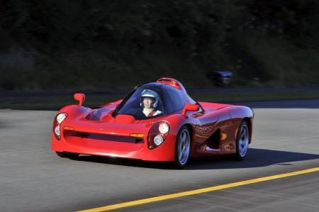幻の国産スーパーカー ヤマハOX99-11