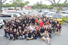 シンガポールの「ハイエース」カスタムが意外にハイレベル