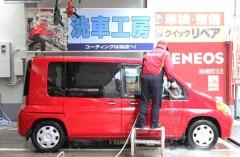 今どきの洗車機は愛車に傷が付かないってホント?