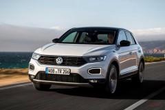 VW T-Roc 日本導入前に評価