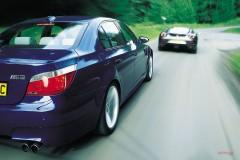 BMW M5 E60 vs フェラーリF430 新車当時の評価は?