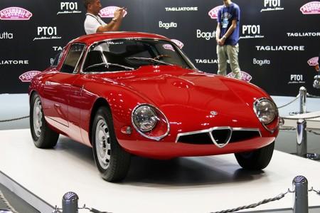 アルファロメオ ジュリア TZ:1965年式