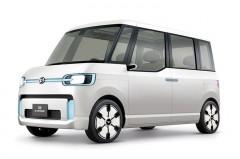 ダイハツは次世代タント風やSUV風モデルなど5台のコンセプトカーを出展