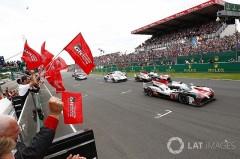8号車トヨタ、前年の周回数を大幅に上回り悲願のル・マン初優勝