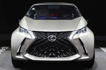 【レクサス LF-SA】都市型ウルトラコンパクトセグメントのコンセプトカー