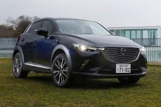 マツダ流を貫く注目の新型SUV、CX-3に試乗
