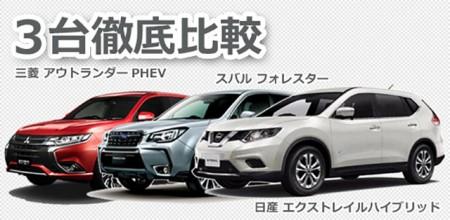 スタイリッシュで実用的な売れ筋SUVを徹底比較