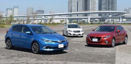 海外市場で鍛えられた商品力の高いグローバルな3車種を徹底比較