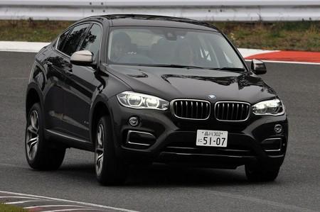 """新型BMW X6に試乗 """"SAC""""ならではの魅力とは?"""